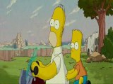 The Simpsons Movie (Green Day - American Idiot) [Clip]