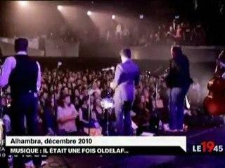 Oldelaf - Reportage M6 journal du 11 décembre 2011