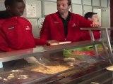 Tournoi Sevran, les repas, l'intendance, les bénévoles