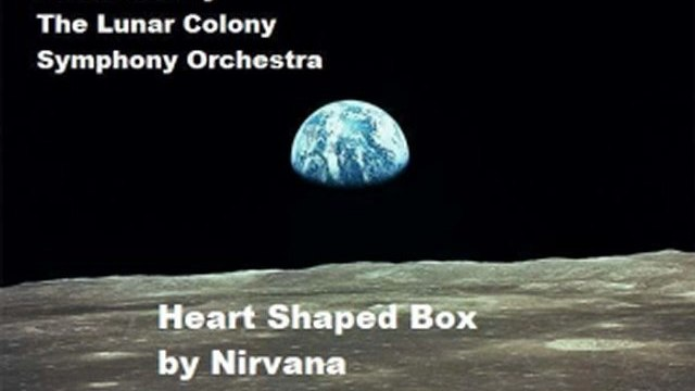 SYMPHONIC HEART SHAPED BOX BY NIRVANA