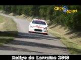 Rallye de Lorraine 2010 2ème partie