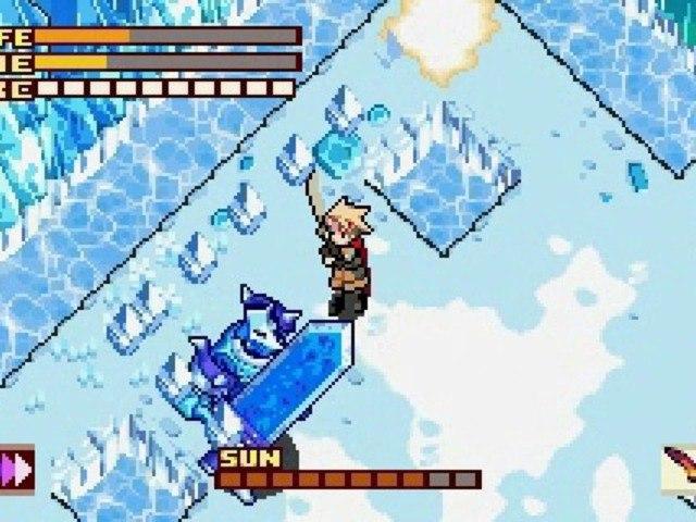 Boktai 3 #10 - Mister Freez