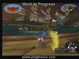 Sly 3 : Honor Among Thieves (PS2) - Sly change de gameplay comme de chemise !