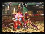 Soul Calibur III (PS2) - Kilik dégomme Voldo !