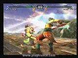 Soul Calibur III (PS2) - Petit aperçu du mode Histoire