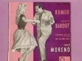 Brigitte Bardot et Dario Moreno (1959)