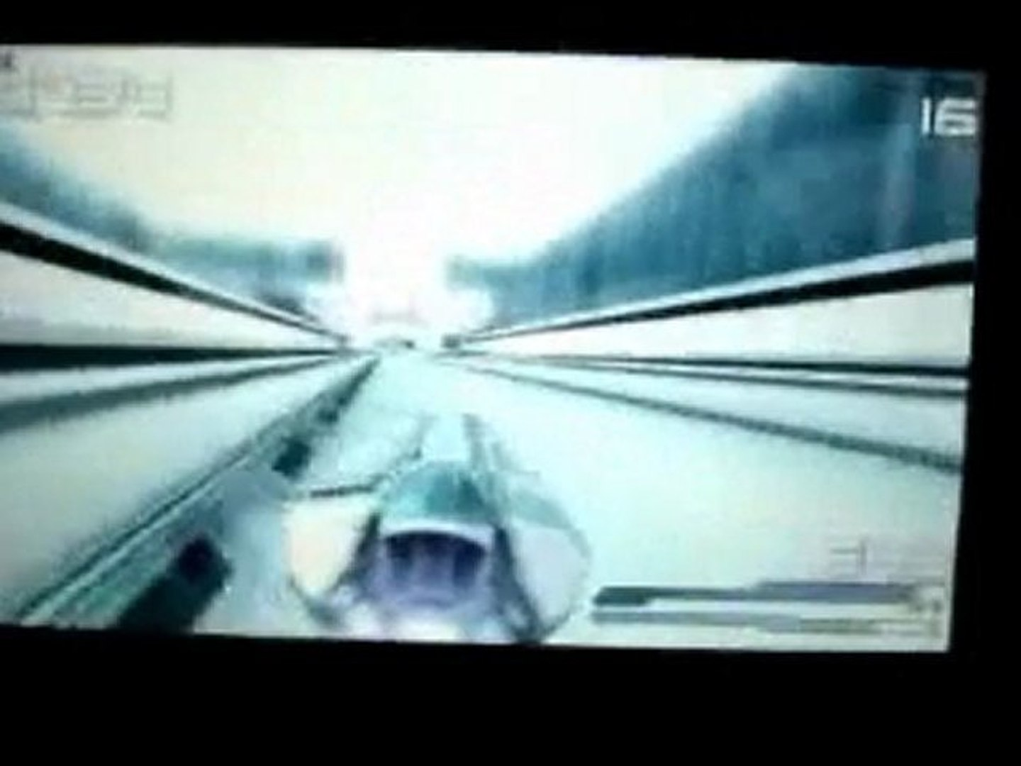 Wipeout Pure (PSP) - Mode zone de Wipeout Pure !