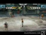 FIFA Street 2 (PSP) - Exemple de gamebreaker dans la version PSP de FIFA Street 2 !