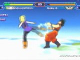 Dragon Ball Z : Shin Budokai (PSP) - C18 vs San Goku