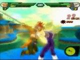 Dragon Ball Z Budokai Tenkaichi 2 (PS2) - Premier vidéo montage du jeu !