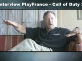 Call of Duty 3 : En marche vers Paris (PS3) - Interview de Hank Keirsey