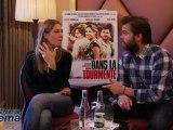 Dans la tourmente : Interview Exclusive Yvan Attal, Mathilde Seigner, Clovis Cornillac.