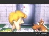 Scooby Doo : Qui regarde qui ? (PSP) - Premières minutes de jeu