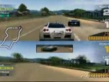 Ridge Racer 7 (PS3) - Le mode 2 joueurs