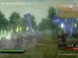 BladeStorm : Hundred Years War (PS3) - Un trailer mettant en scène le Prince Noir.