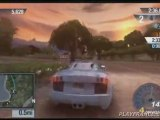 Test Drive Unlimited (PS2) - Un premier trailer pour la version PS2 du jeu.
