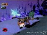 Okami (PS2) - Purifiez les zones infectées par le mal