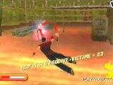 Chili Con Carnage (PSP) - Premières minutes de jeu