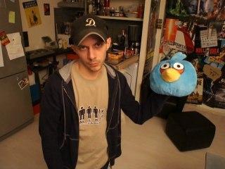Angry Birds : la Flop Appli iPhone de D-World