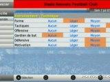 Football Manager Portable 2008 (PSP) - Quelques minutes de jeu