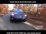 2012 Honda CR-V Review Conshohocken