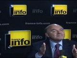 Grève dans les aéroports : Pierre Moscovici dénonce l'absence de dialogue social