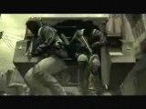 Metal Gear Solid 4 : Guns of the Patriots (PS3) - Spot TV japonais de MGS4