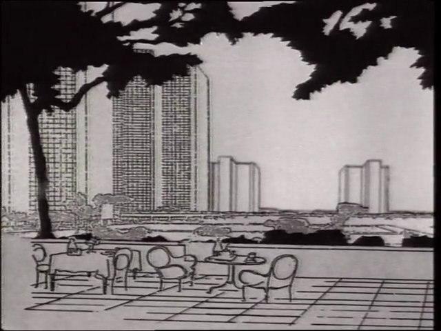 Trois grands projets non réalisés de Le Corbusier 1987 La ville de trois millions d'habitants 1922, l'étude d'impact du Plan Voisin de Paris 1925, église de Firminy 1962