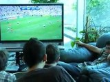 FIFA 09 (PS3) - Les réactions des joueurs