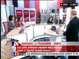 La parité en politique : débat entre l'UMP, le PCF, le MODEM et le PS