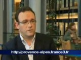 Interview de Damien ABAD à France 3 Provence Alpes sur l'ITER