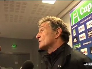 Stade-Harlequins : les réactions