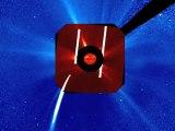 Une comète survit à une rencontre avec le Soleil