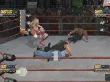 TNA iMPACT (PS3) - Catch à quatre