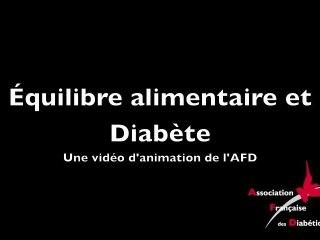 Équilibre alimentaire & diabète