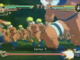 Naruto : Ultimate Ninja Storm (PS3) - Rencontre avec Orochimaru