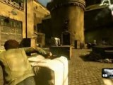 Wanted : Weapons of Fate (PS3) - Trajectoires des balles