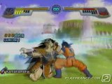 Dragon Ball Z : Infinite World (PS2) - Goku vs Radditz