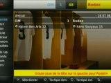 Football Manager Handheld 2009 (PSP) - Six minutes de jeu