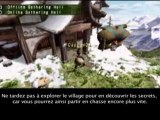 Monster Hunter Freedom Unite (PSP) - Tutorial 1 - Bienvenue à Monster Hunter