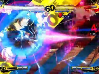 Special Moves 2 de Persona 4 Arena