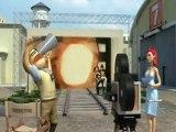Buzz! The Hollywood Quiz (PS2) - L'intro du jeu