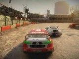 Colin McRae: DiRT 2 (PS3) - Le rallye de Battersea