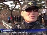 Corée du Sud: des militants lancent des tracts anti-Kim vers le Nord