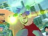 Dragon Ball : Raging Blast (PS3) - Broly vs Sangoku