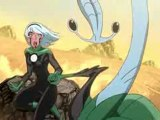 Green Lantern Emerald Knights part 1 video