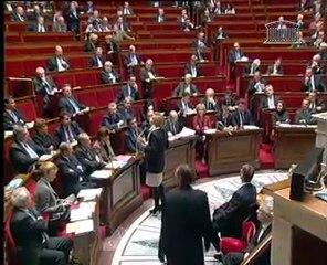 Hausses d'impôts, Christian Eckert aux #QAG (21/12/2011, Assemblée nationale)
