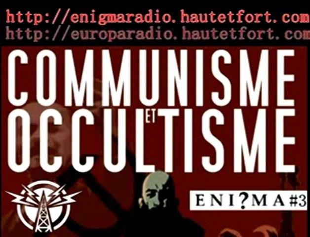 Communisme et occultisme - Enigma N°3