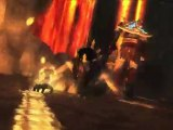 God of War : Ghost of Sparta (PSP) - Kratos vs Midas