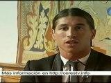 Sergio Ramos, pletórico por el Premio Príncipe de Asturias de los Deportes